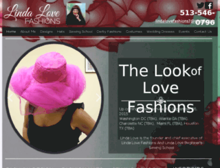 lindalovefashions.com screenshot
