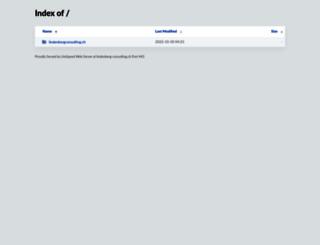 lindenberg-consulting.ch screenshot
