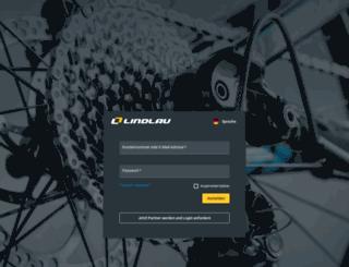 lindlau-bikeparts.de screenshot