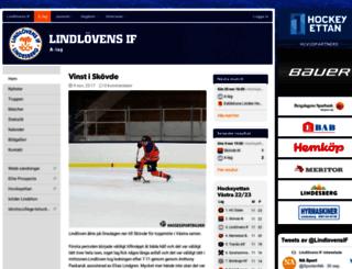 lindloven.com screenshot