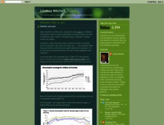 lindsaymitchell.blogspot.com screenshot