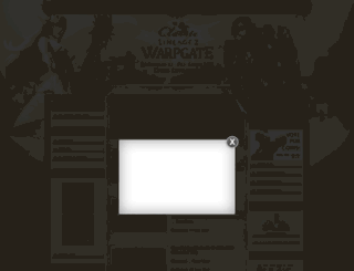 lineage2warpgate.com screenshot