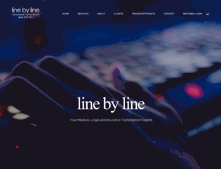 linebyline.net screenshot