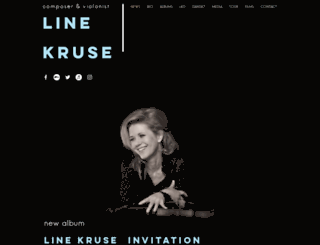 linekruse.com screenshot