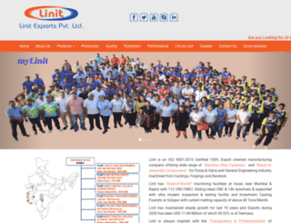linitindia.com screenshot