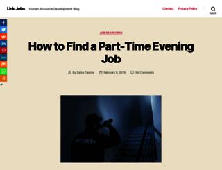 link-jobs.com screenshot
