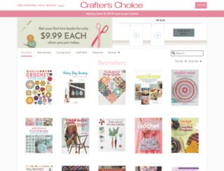 link.crafterschoice.com screenshot