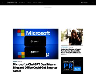 link.observer.com screenshot