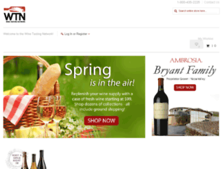 link.winetasting.com screenshot