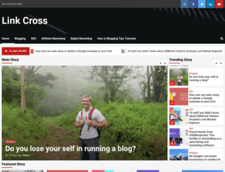 linkcross.info screenshot