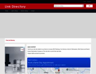 linkdirectory.biz screenshot