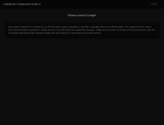 linkedlists.net screenshot
