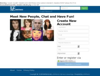 linkfriend.net screenshot