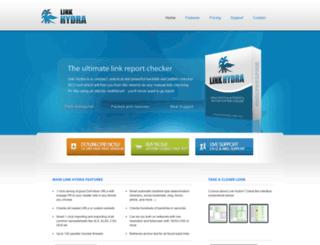 linkhydra.com screenshot