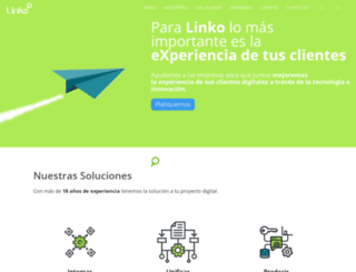 linko.mx screenshot