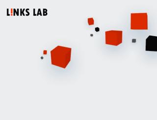 links-lab.fr screenshot