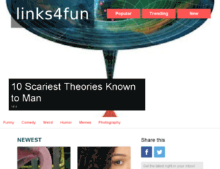 links4fun.com screenshot
