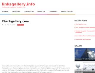 linksgallery.info screenshot