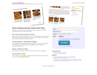 linkwithin.com screenshot