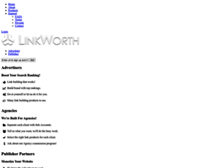 linkworth.com screenshot