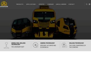 linsinger.com screenshot