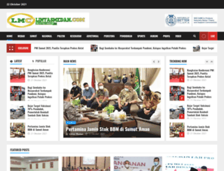 lintasmedan.com screenshot