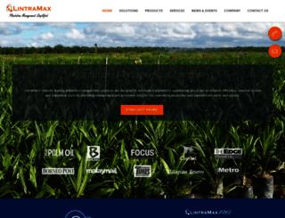 lintramax.com screenshot