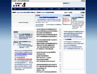 linuxso.com screenshot