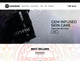 lionessegiveaway.com screenshot