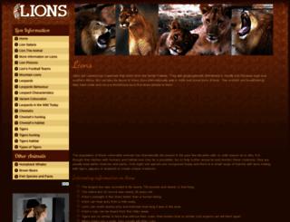 lions.org screenshot