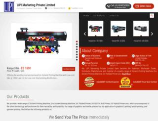 lipimarketing.net screenshot