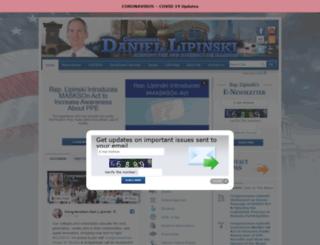 lipinski.house.gov screenshot