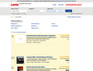 lipnica-wielka.lento.pl screenshot