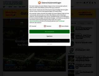 lippe-kick.de screenshot