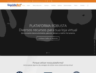 liquidanet.com screenshot