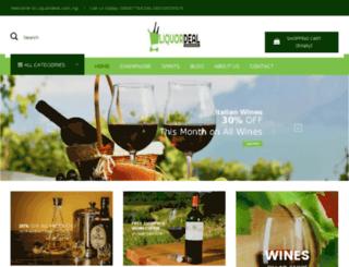 liquordeal.com.ng screenshot