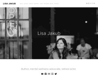 lisajakub.net screenshot