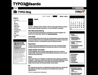 lisardo.biz screenshot