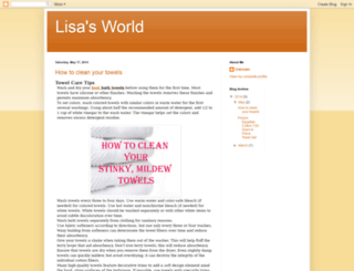 lisastruth.blogspot.com screenshot