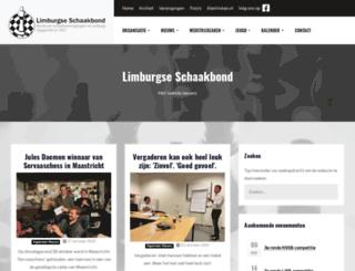 lisb.nl screenshot