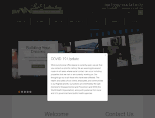 lisi-contracting.com screenshot
