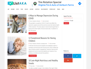 listaka.com screenshot