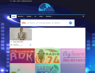 listenradios.com screenshot