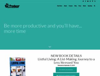 listproducer.com screenshot