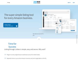 listtee.com screenshot