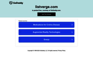 listverge.com screenshot