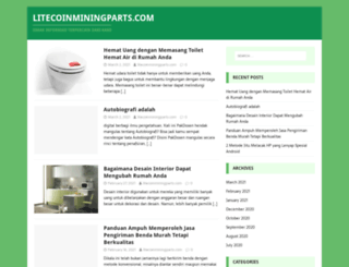 litecoinminingparts.com screenshot