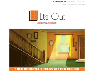 liteout-com.myshopify.com screenshot