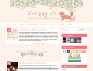 literaryetc.com screenshot