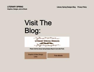 literaryspring.com screenshot
